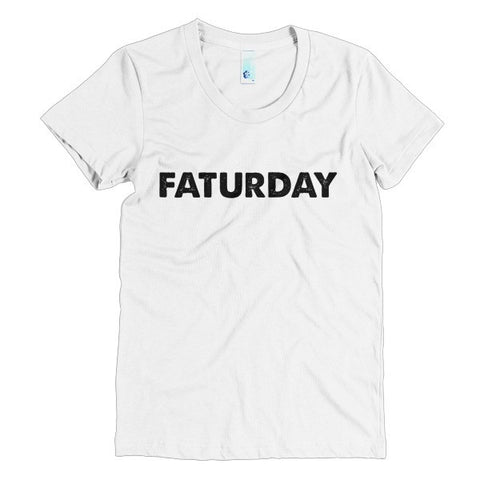 FATURDAY Scooped t-shirt - Case of the Fridays