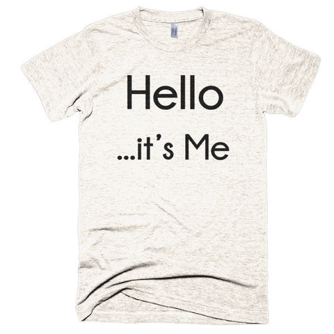 Hello It's Me soft t-shirt - Case of the Fridays