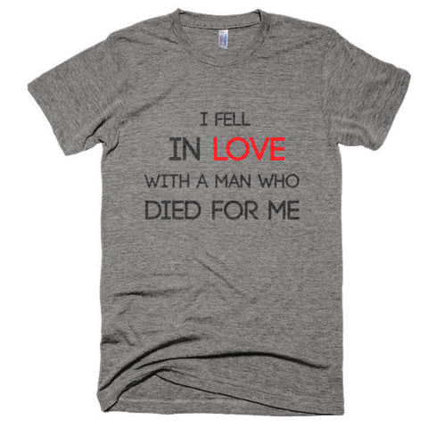 Fell In Love soft t-shirt - Case of the Fridays