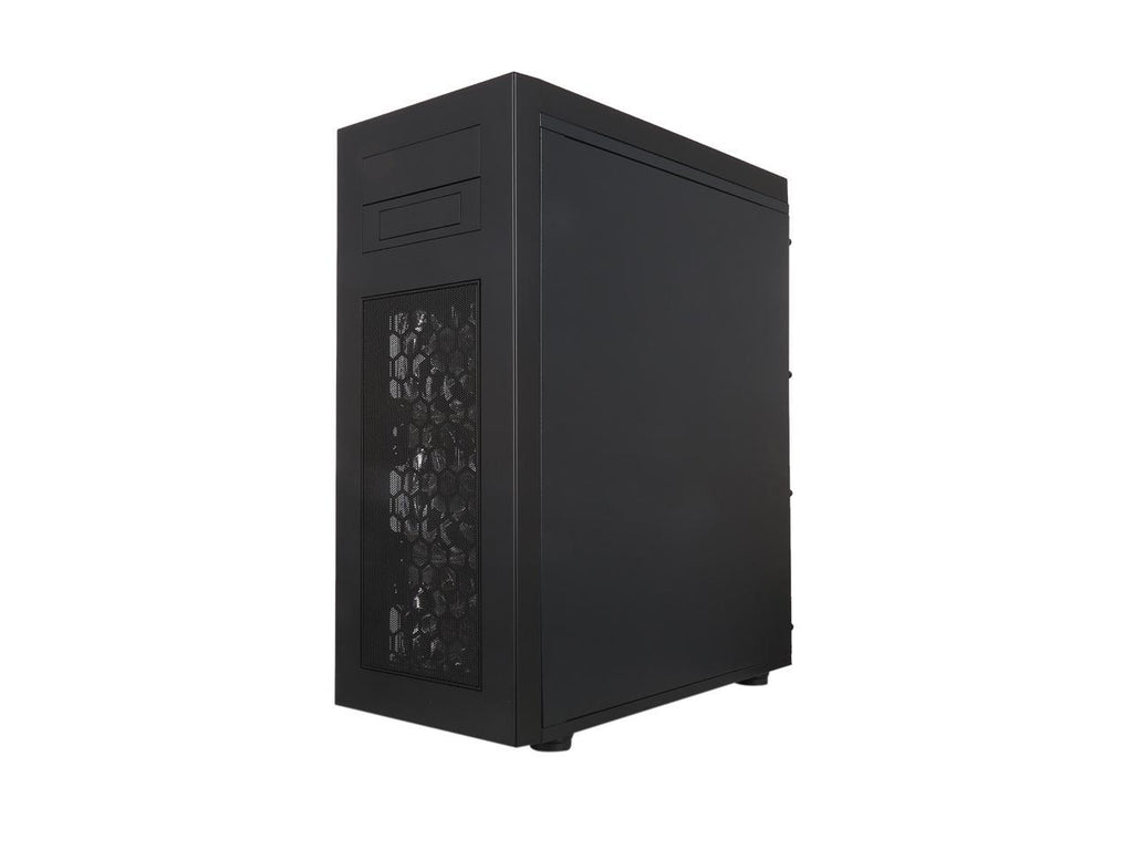 Rosewill ATX Full Tower Gaming PC Computer Case with Blue LED Fans, E-ATX Support, Dual PSU Support, Optional 360mm Water Cooling Radiator, up to 7 Fan Support