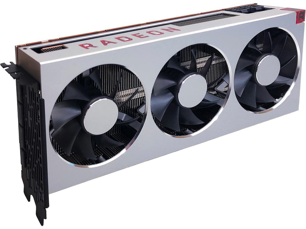 XFX Radeon VII DirectX 12 RX-VEGMA3FD6 16GB 4096-Bit HBM2 PCI Express 3.0 CrossFireX Support Video Card