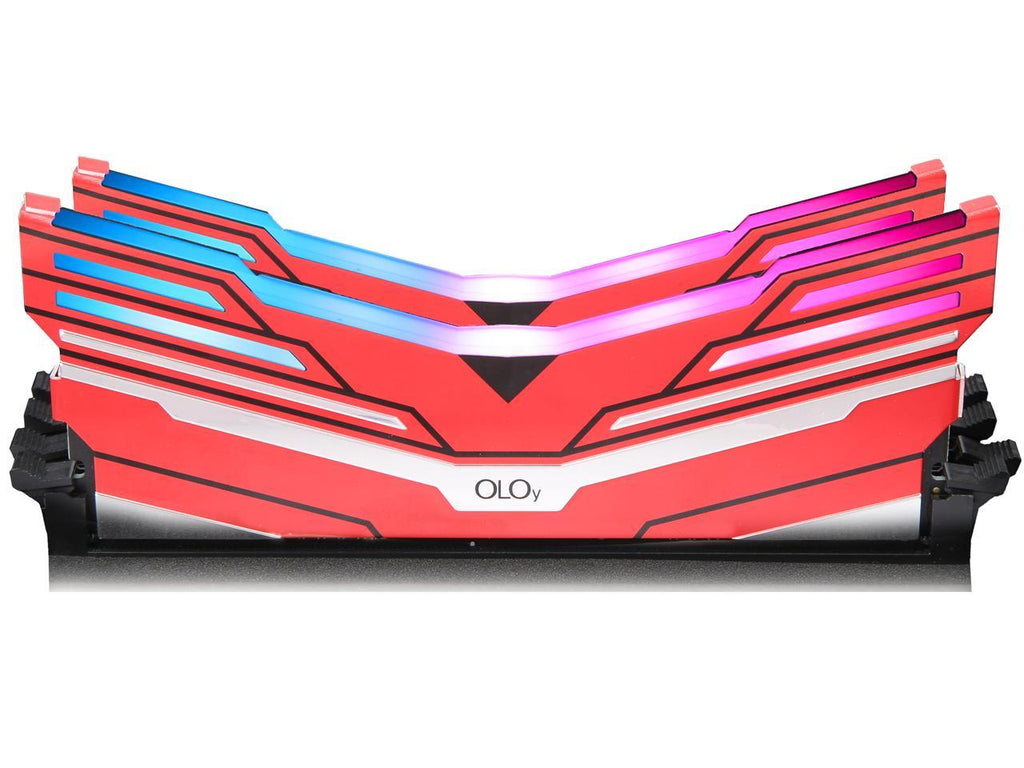OLOy WarHawk RGB DDR4 3600 (PC4 28800) 16GB (2 x 8GB) 288-Pin Intel/AMD Ready