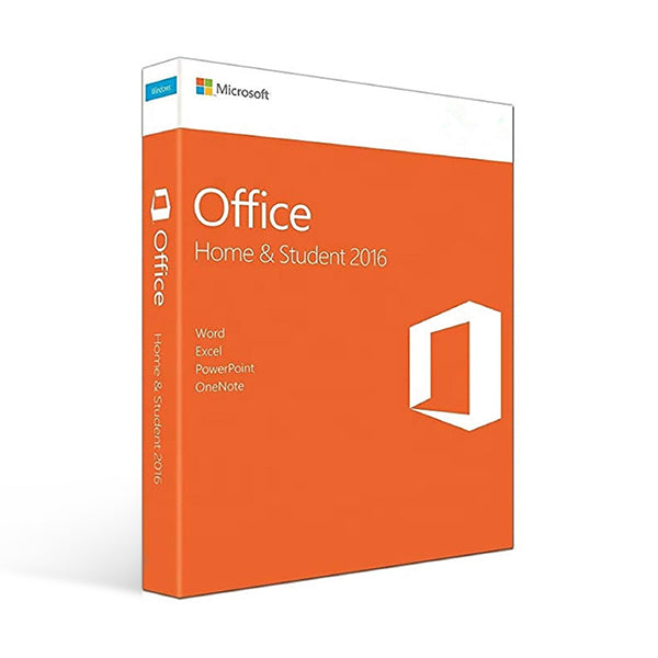 Office 2016 Home and Student | for 1 PC | Excel - Word - PowerPoint - OneNote