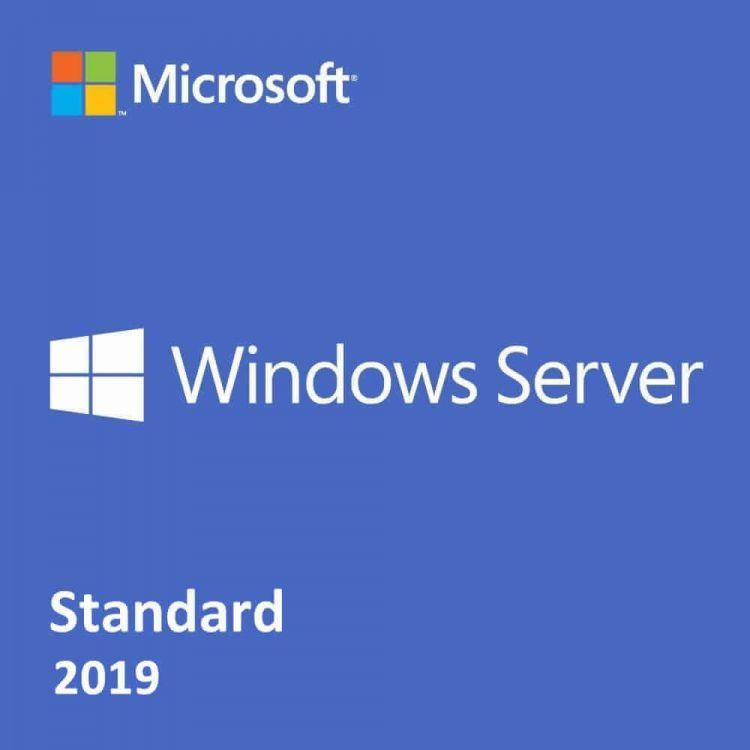 Windows Server 2019 Standard 64Bit