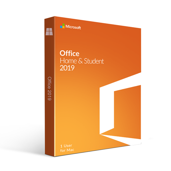 Microsoft Office Home and Student 2019| 1 user, PC Key Card