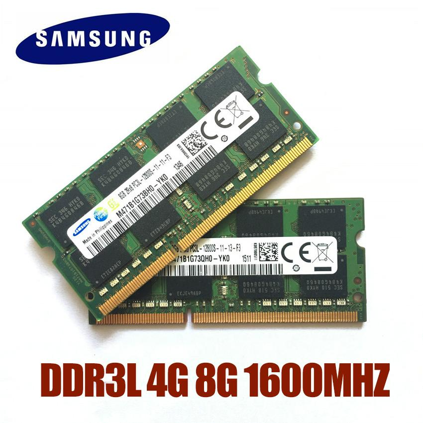 Notebook DDR3 RAM
