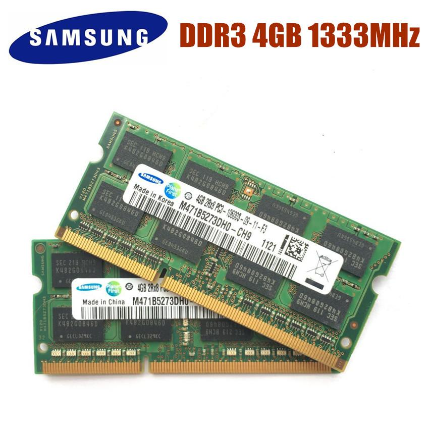 Samsung Ram Notebook PC3