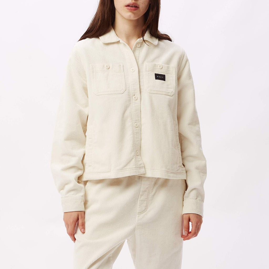 SPLASH CORD JACKET OBEY
