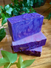Load image into Gallery viewer, Sugar Plum Fairy Artisan Soap