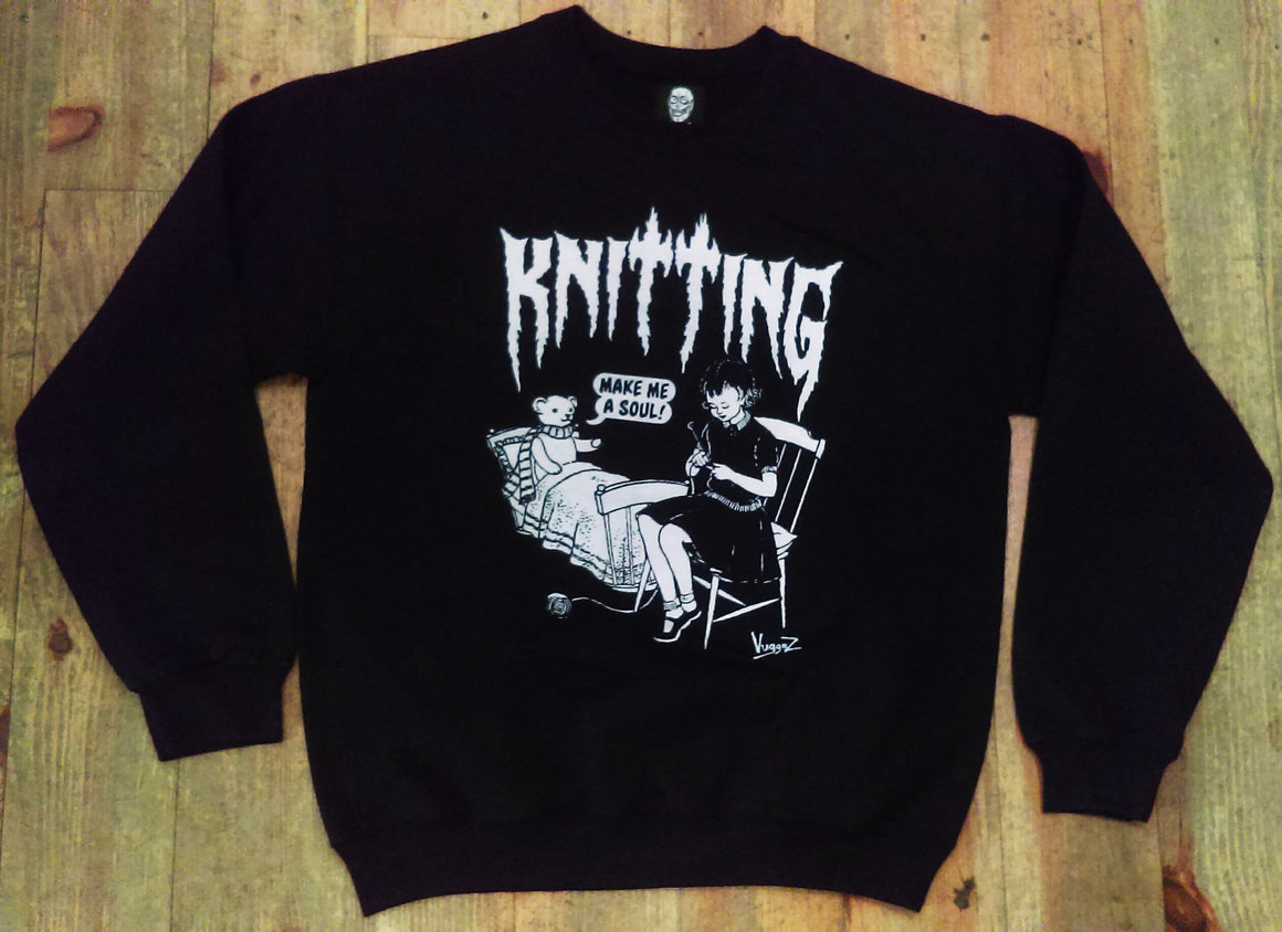 Vuggaz - Knitting Sweatshirt