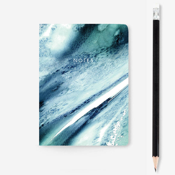 Marble Mini Notebook