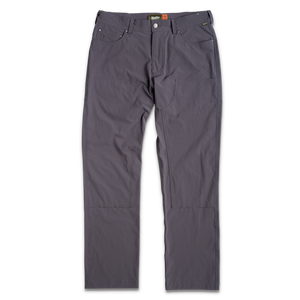 Frontside 5-Pocket Pants- Antique Black