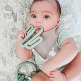 Cactus Silicone Baby Teether