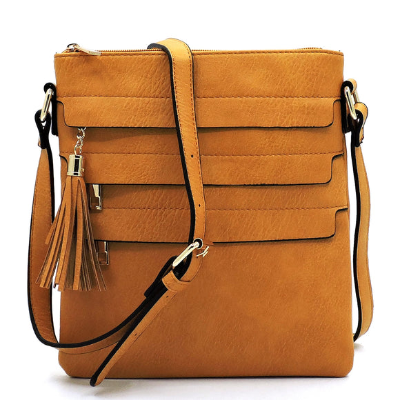 Triple Threat Crossbody, more Colors