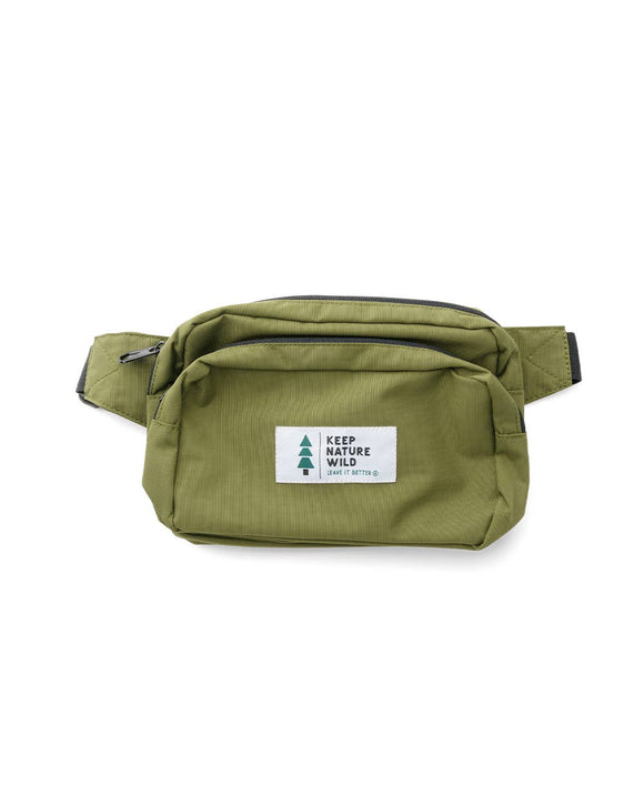 Keep Nature Wild Fanny Pack Olive