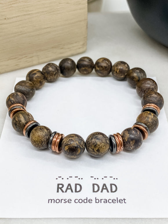 Rad Dad in Bronzite
