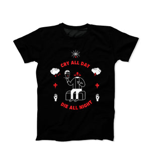 Cry All Day Shirt