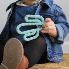 Load image into Gallery viewer, Cactus Silicone Baby Teether