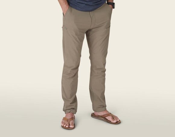 Shoalwater Tech Pants- Morel