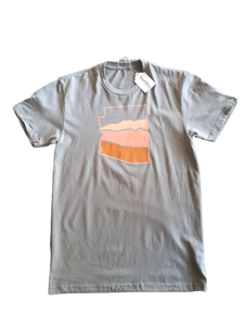 Men's Arizona Striations Tee