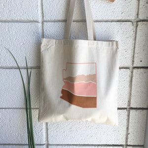 Arizona Striation Tote