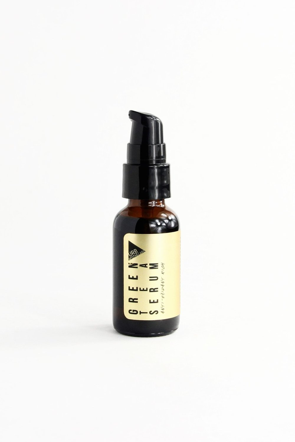 Green Tea Hemp Facial Serum