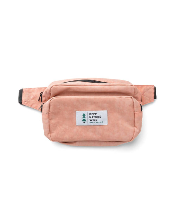 Keep Nature Wild Fanny Pack Blush