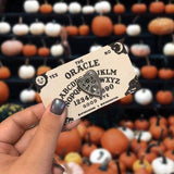 The Oracle Ouija Pin
