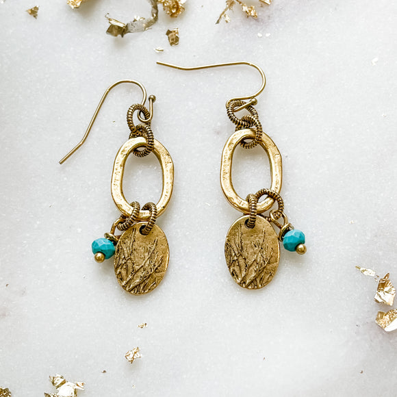 Whispering Breeze Earrings - more colors
