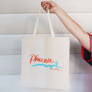 Bunky x Paige Poppe Phoenix Tote