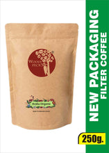 Load image into Gallery viewer, Woodi Pecks Araku Organic coffee - 250g