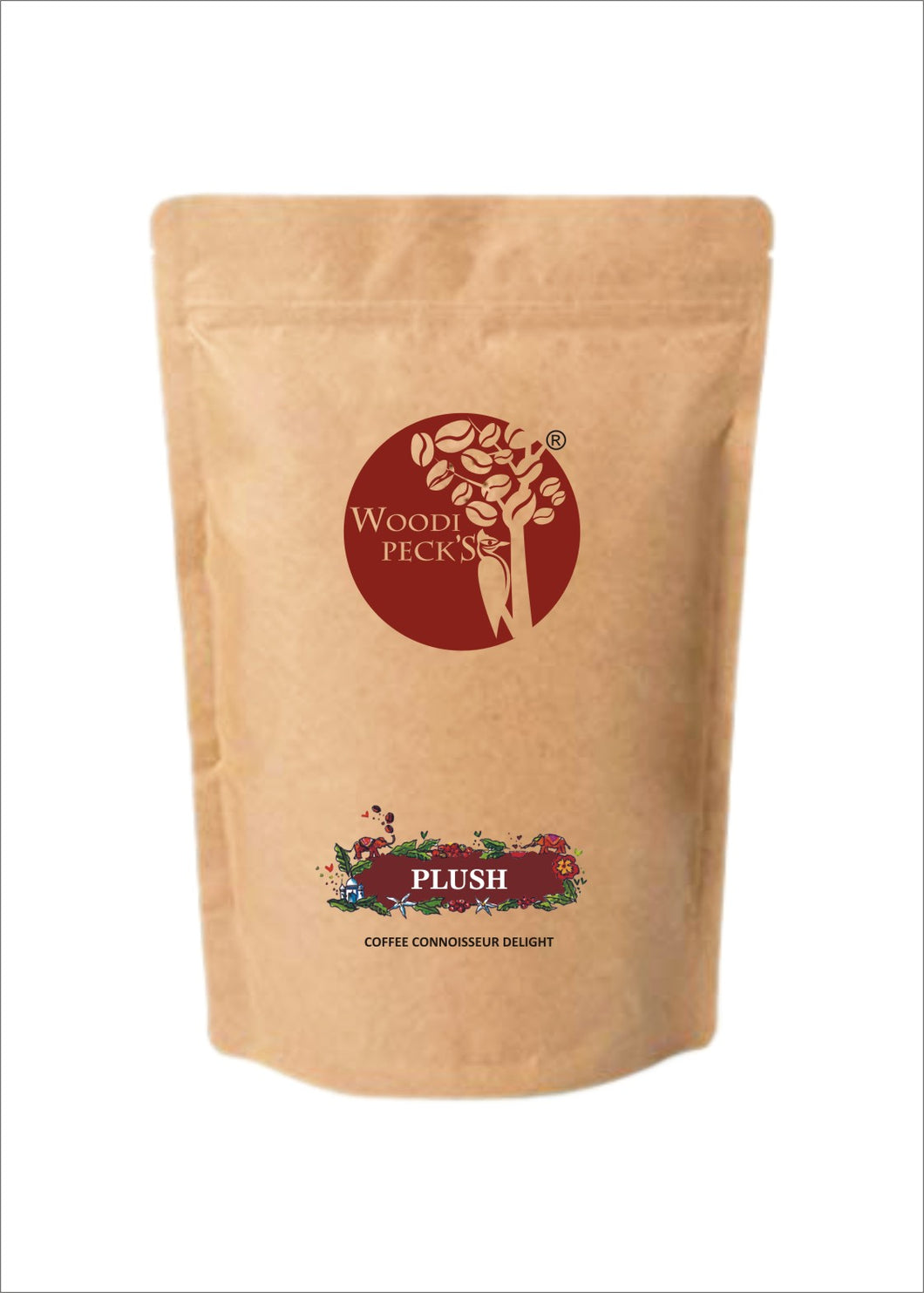 Woodi Peck's Coffee Powder
