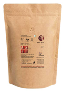 Woodi Peck's Arabica Roasted Coffee beans