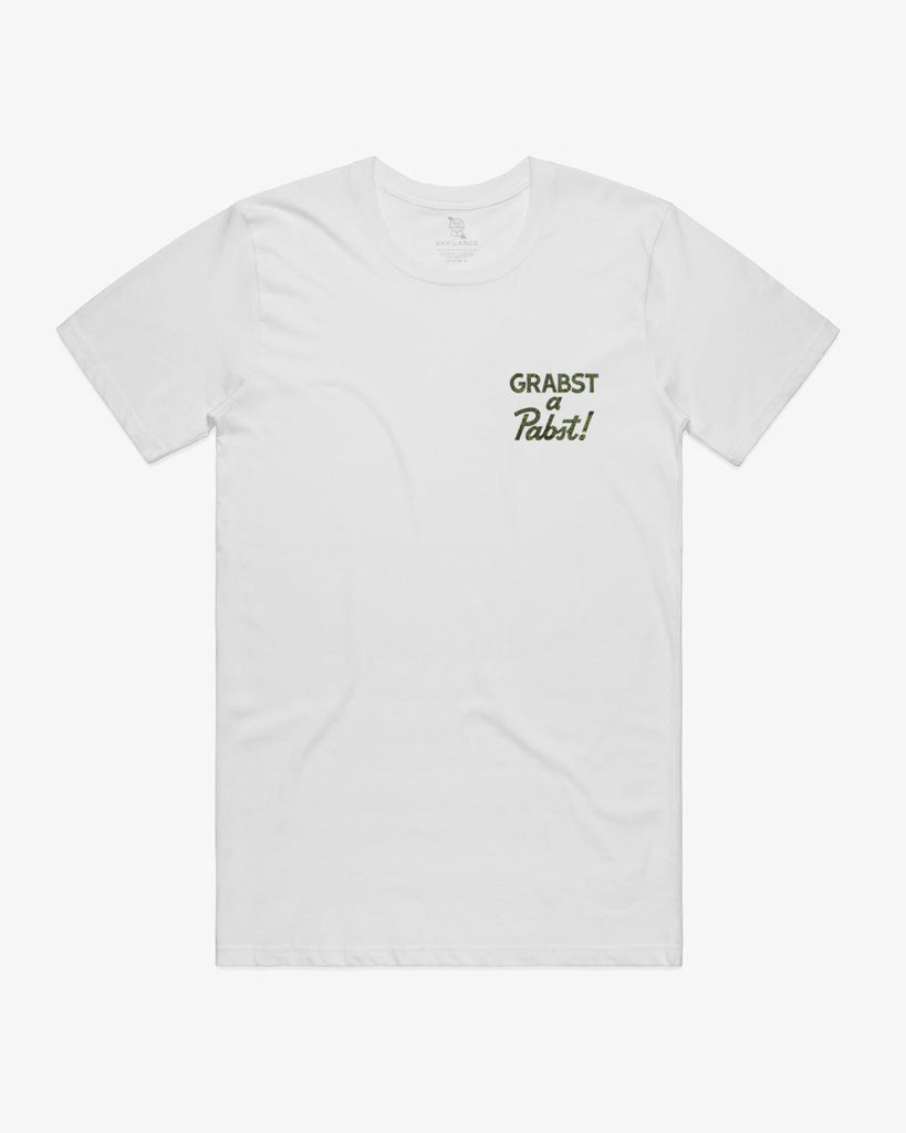 Grabst a Pabst! - Scorpion Dagger Cheers Tee