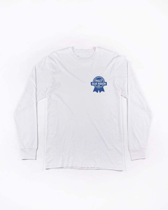 Art Can Kelly Long Sleeve Tee Men's - Pabst Blue Ribbon Store