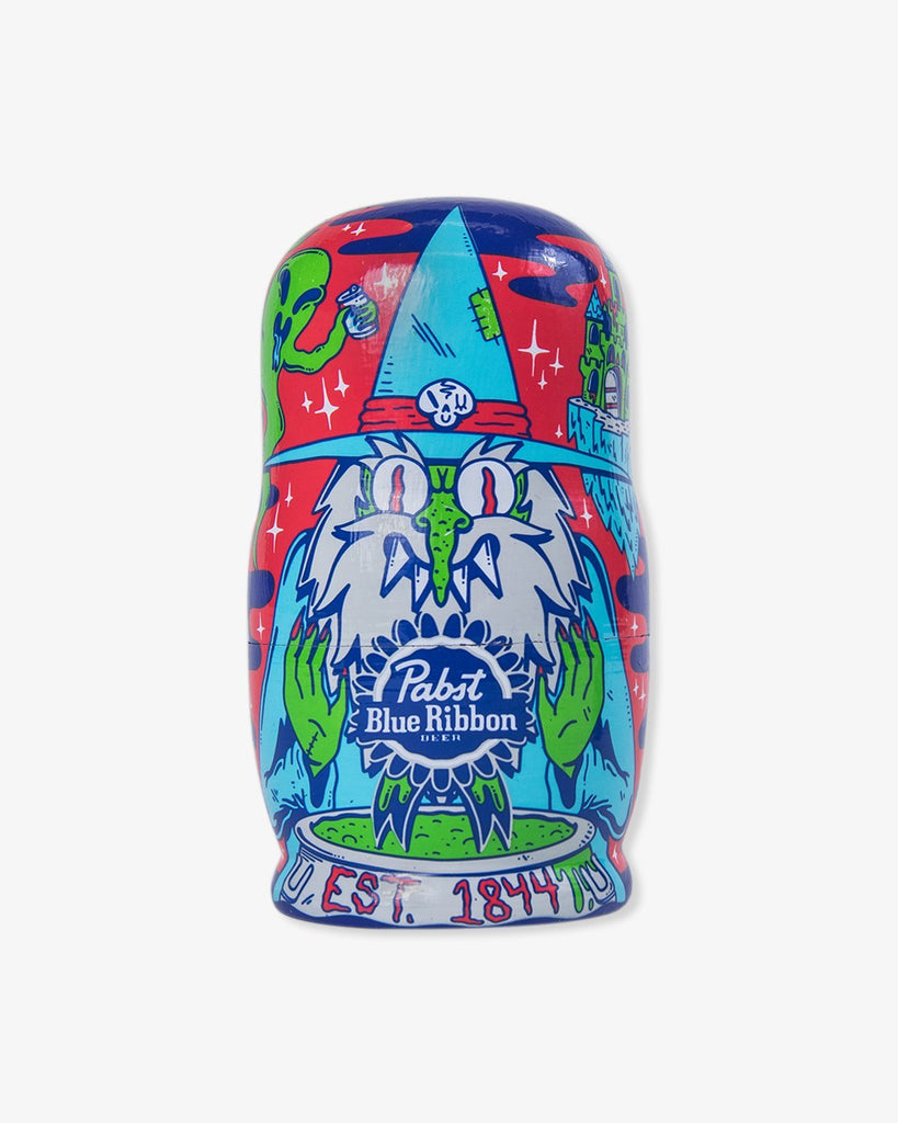 PBR X Dakota Cates Nesting Doll