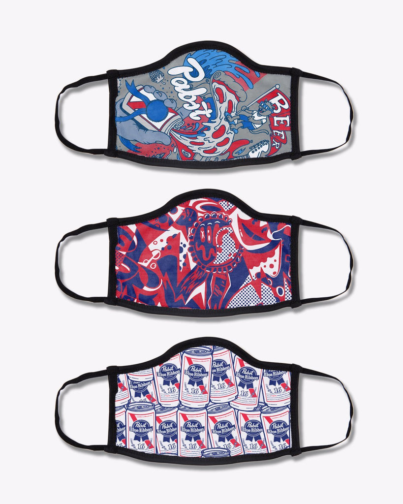 The PBR Face Mask Pack