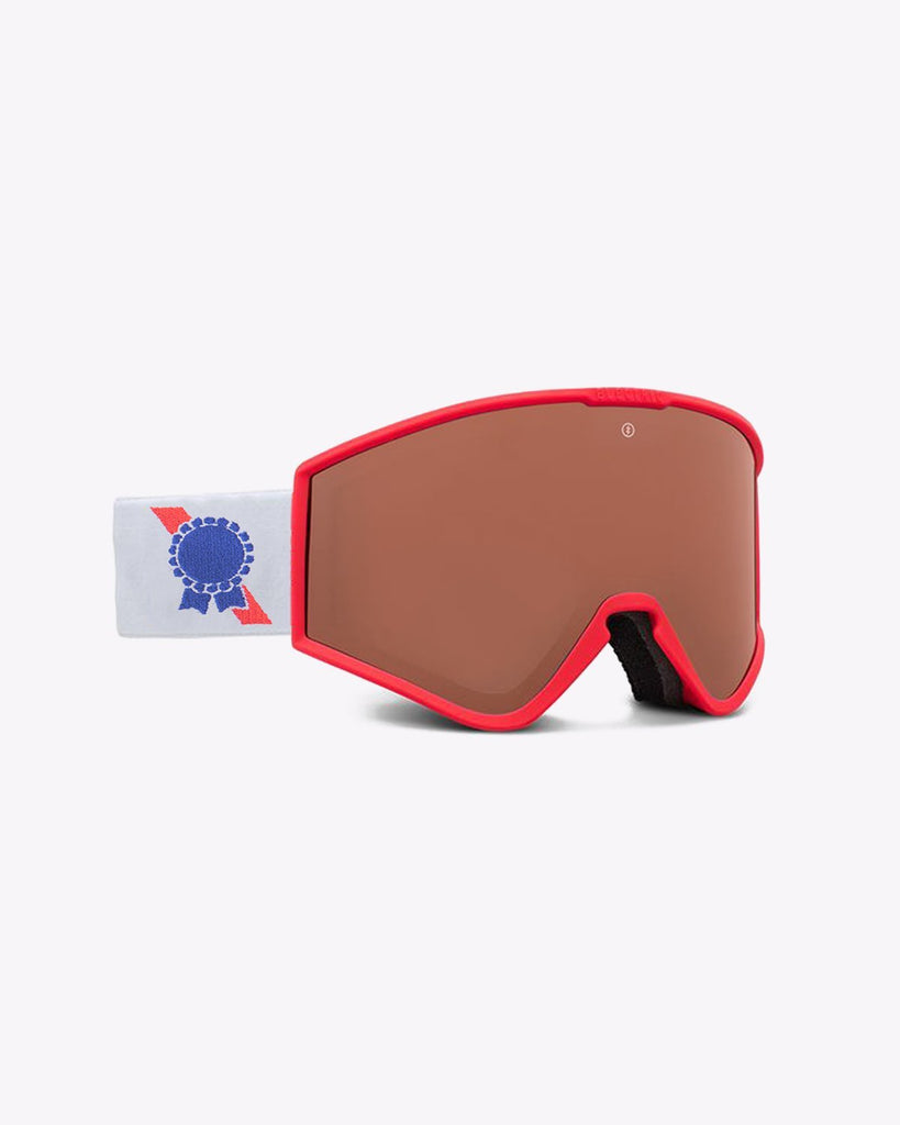 Pabst X Electric Goggles W/ Neck Gaiter