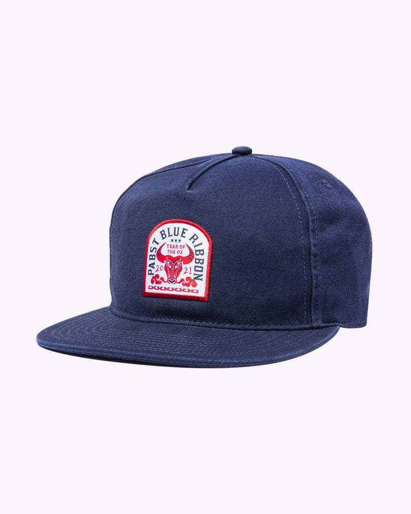 Pabst Year Of The Ox Hat- Navy