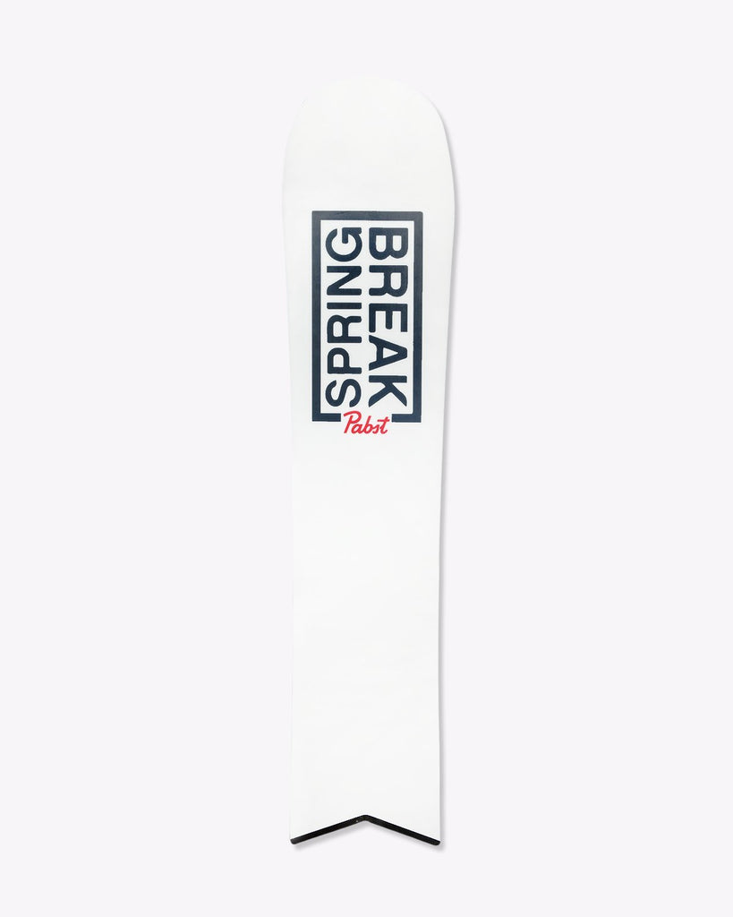 Pabst x Capita Spring Break Slush Slasher Snowboard