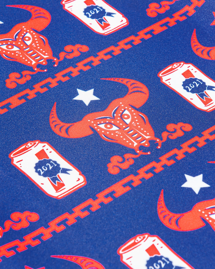 Pabst Year Of The Ox Neck Gaiter