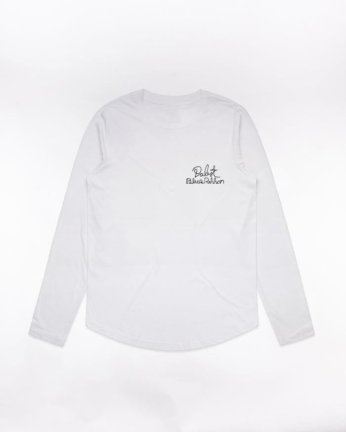 Women's Scribble L/S - Pabst Blue Ribbon Store