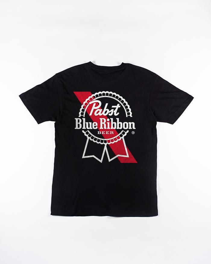 Banner Tee - Pabst Blue Ribbon Store