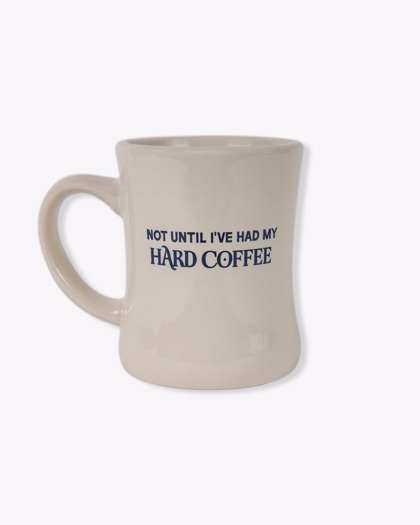 Hard Coffee Diner Mug