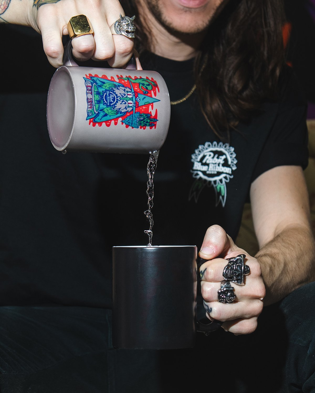 PBR X Dakota Cates Mug