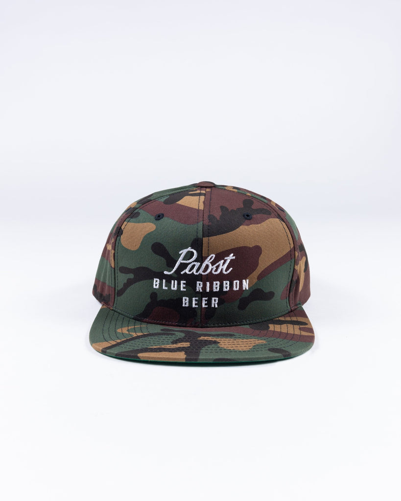 Brewer Snapback - Pabst Blue Ribbon Store