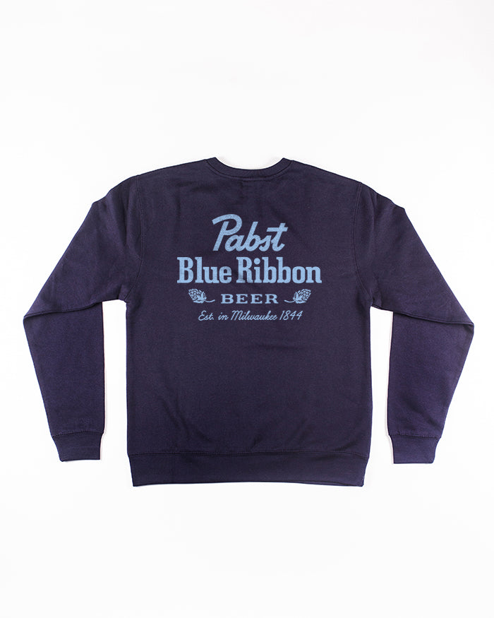 Brewed Crew-neck Fleece