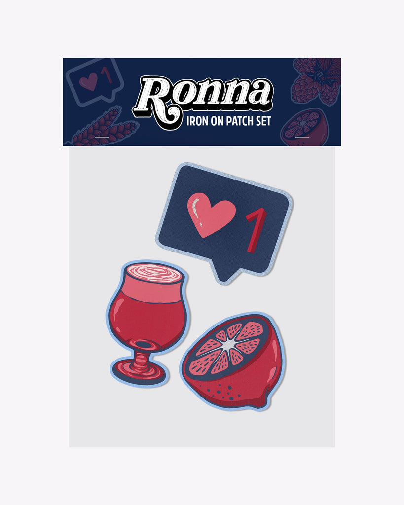 Ronna Patch Pack- Summer Dayz