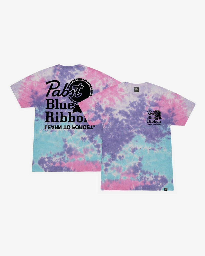 Vintage Logo Tee- Cotton Candy