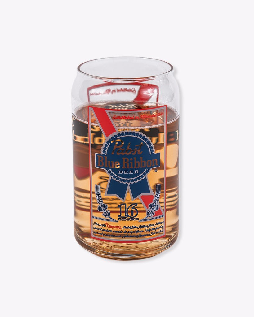 PBR Can Glass Set